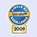 BizRate Circle of Excellence 2009