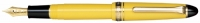 11-1201-770 SAILOR 1911S Color Fountain Pen Yellow w/Gold accents 14K Gold Zoom Nib [E] *
