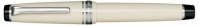 11-9280-417 SAILOR Professional Gear Color Fountain Pen Ivory w/Silver accents 21K Gold with Rhodium plating Medium Nib