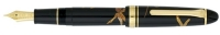 11-9517-120 SAILOR MAKI-E Tombo Dragonfly Fountain Pen 21K Gold Extra Fine-Nib *