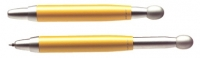 X1 55052 Tombow YELLOW Object Pixie Ballpoint Pen [E]