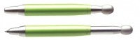 X2 55053 Tombow GREEN Object Pixie Ballpoint Pen [E]