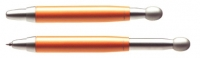 X5 55054 Tombow ORANGE Object Pixie Ballpoint Pen [E]