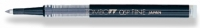 A4 55698 Tombow 07P Medium BLACK Rollerball Refills AMAZON