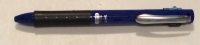 AF 56073 Tombow Reporter SMART Blue Three Color + Stylus Ballpoint Pen