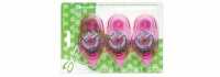 TV 62149 Box/SIX Tombow  3-PACK Mono Adhesive Dots Refill - $6.33 ea -