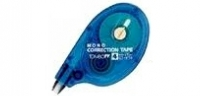 M2 68671 Box/SIX Tombow RETRO BLUEBERRY White Correction Tape 4mm x 10m - $2.33 ea -