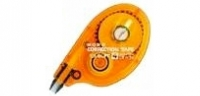 L2 68674 Box/SIX Tombow RETRO TANGERINE White Correction Tape 4mm x 10m - $2.33 ea -