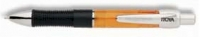 R4 30462 Itoya XE-100-OR XENON AMBER ORANGE AquaRoller Pen