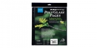 DS 90137 Box/TEN Itoya PR-11-17-CR ProFolio PolyGlass Pages  11x17 Portrait / Vertical - $2.03 ea - [W] *