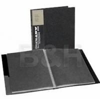 DS 90611 Box/SIX Itoya IA-12-A3 11.62x17.75 24-page Display Book - $16.17 ea -