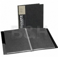 DS 90619 Box/SIX Itoya IA-12-12 11x17 24-page Display Book - $0.00 ea -