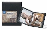 DS 90685 Box/SIX ITOYA RB-8-11 Art Profolio Multi-ring Binder 8.5x11 - $22.56 ea -