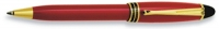 DS 00312 AURORA B31/R RED Ballpoint Pen