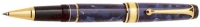 DS 09751 AURORA 975/BA BLUE ROLLERBALL PEN - Allow 3 weeks for delivery
