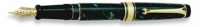DS 09963 AURORA 996/V EMERALD GREEN FOUNTAIN PEN