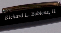 E0300A EACH PEN 2ND LINE Custom Laser Engraving