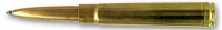 C3 79000 Fisher .375 Brass Cartridge Ballpoint Space Pen
