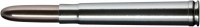 C3 79006 Fisher .375NS Silver Cartridge Ballpoint Space Pen *