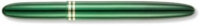 G3 84306 Fisher 400EGGCL GREEN Lacquer BULLET Ballpoint w/gold clip [E]