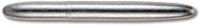 I3 84334 Fisher 400BRC Brushed Chrome BULLET Ballpoint Pen