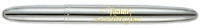 D3 84460 Fisher 400/FSP Chrome BULLET W/Space Pen Logo Ballpoint Pen