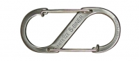 B3 00743 Nite)Ize SB2-03-11 Size-2 Stainless S-Biner