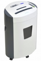 DS 00012 INTEK GMC120D GoECOlife COMMERCIAL SHREDDER Medium-Duty Series 13Wx13Dx16H 12-Sheet Microcut (3x9mm) - Speed 6 FPM - 6 Gallon Basket 875 in  Throat - 10-Min Continuous Run-Time - DIN Security Level 4 - FREE SHIPPING