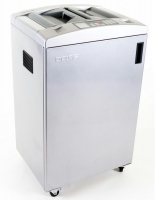 DS 00091 INTEK R-510 BOXIS AutoShred Up to 500 Sheets of Paper 21Wx17Dx36H - Microcut (3x20mm) - DIN Security Level 3 - Continuous 24/7 Run-Time - 22 Gallon Basket - Speed 10 FPM - FREE DELIVERY AND ONSITE SETUP
