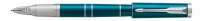 1972070 Parker Ingenuity Luxury Slim Dark Teal Chrome Trim Parker 5th M-nib Gift Box  - Allow 3 days to ship