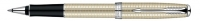 00280 Parker Sonnet Solid .925 Sterling Silver Cisele ST Rollerball Pen 1774616 S0912510 *