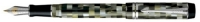PB 89588 Parker Duofold Check Olive Fine Point Fountain Pen 89588