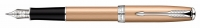 1795177 Parker Sonnet Refresh Rose Gold CT Fountain Pen 18k M-Nib S0947270 *