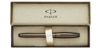 Parker Urban Premium Metallic Brown Rollerball Pen Gift Box 1795274