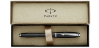 Urban Premium Ebony Metal Chiselled Parker 5th Gift Box S0976040