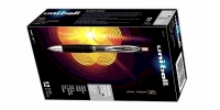 SS 33950 Box/DOZEN UNI-BALL SIGNO GEL 207 Retractable Rollerball BLACK Ink 0.7mm ANTI-CHECK-FRAUD - $1.09 ea -