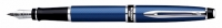 1743540 Waterman Expert City Line Urban Blue Fountain Pen M
