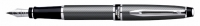 1743543 Waterman Expert City Line Urban Grey Fountain Pen F