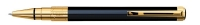 1750134 Waterman Perspective Black GT Ballpoint Pen [E] S0830900 *