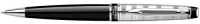 1758853 Waterman Expert Deluxe Black CT Ballpoint Pen