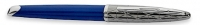 1904558 Waterman Carene Fountain Pen Blue Obsession Fine