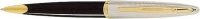 21200W Waterman Carene Deluxe GT Black Ballpoint Pen S0700000 *