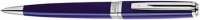 35857 Waterman Exception Slim Blue ST Ballpoint Pen [E] S0637120 *