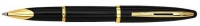 41105W Waterman Carene Black Sea GT Rollerball Pen S0700360 *