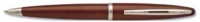80786W Waterman Carene Leather Brown Ballpoint Pen