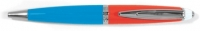 U9 10775 XONEX TriTone 2011 Red and Blue Ballpoint Pen