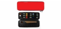 VF 30110 XONEX Red Art Pod : 9.5x3.25 with 9 watercolors