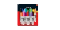 SS 31993 SHARPIE 24-Pack ULTRA FINE WRITE COLORS 31993PP - $0.61 ea -