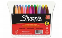 SS 75846 SHARPIE 24-Pack FINE POUCH Write Colors 75846 - $0.46 ea -