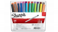 SS 75847 SHARPIE 24-Pack ULTRA FINE POUCH WRITE COLORS 75847 - $0.59 ea -